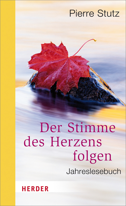 Buchcover: Der Stimme des Herzens folgend
